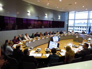 2014 Dialogue Seminar at the European Commission