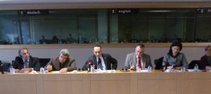 Hearing on Christians in Egypt at European Parliament